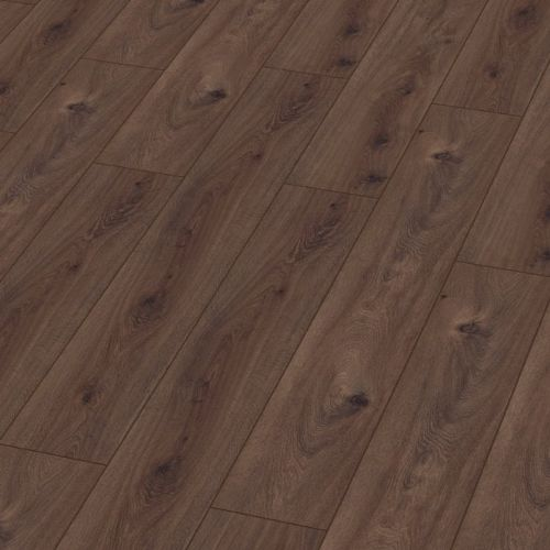 Kronotex Exquisite Prestige Dark Oak 8mm Laminate Flooring
